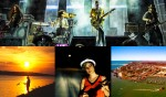 The Dandy Warhols & Missy Higgins at 2014's Port Hedland's North West Festival.
