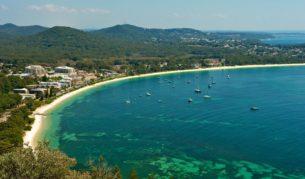 Tomaree Head Lookout, Tomaree NP, Port Stephens.