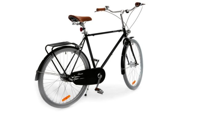 Retro prize: You could be cruising on a Nixeycles Classic bike (worth $369).