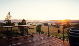 The heart of Mudgee's wine region, luxurious self-catered Elouera.