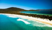 Win a four-day walk for you and one other (worth $5000) to Maria Island, Tasmania.