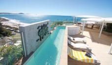 Roof relaxation - Oceans Mooloolaba, Sunshine Coast