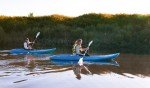 Slow paddle: Vivonne Bay Lodge, Kangaroo Island