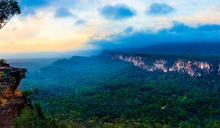 The majesty of Carnarvon Gorge, central Queensland.