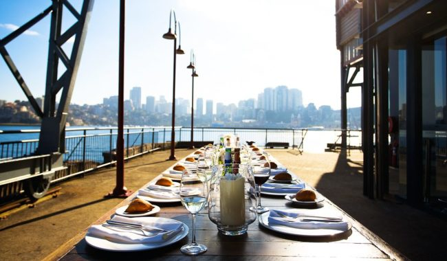 Pier One Sydney will unveil a big-name brand new restaurant in November