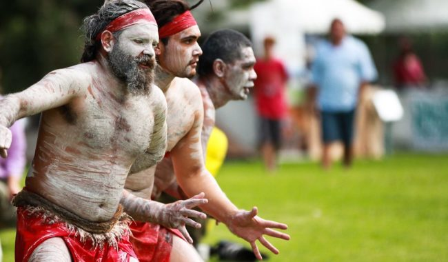 Come on an Indigenous walkabout around Sydney.
