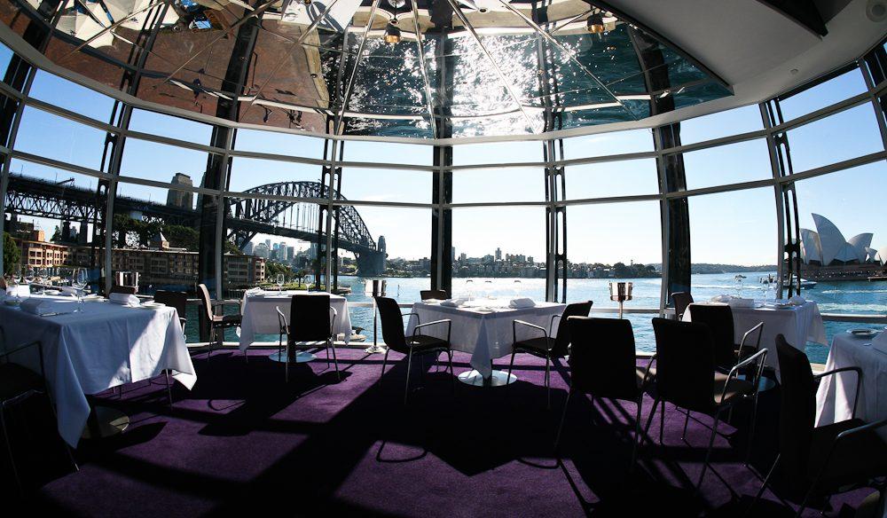 Best city restaurant quay sydney nsw australian traveller for Australian cuisine sydney