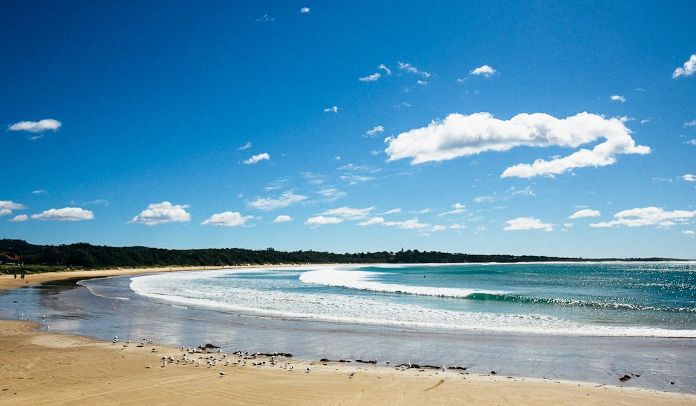 Discover secret beaches on the NSW North Coast on your annual Byron Bay pilgrimage (photo: Elise Hassey).