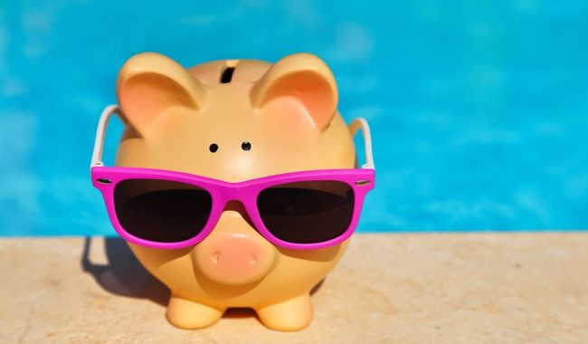 Save money booking your holidays this festive season so you can spend it when you get there...