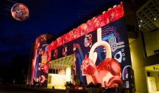 See Canberra's Enlighten festival on us accommodation included.