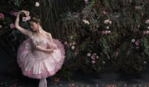 Clare Morehen, The Sleeping Beauty, Queensland Ballet (photo: Georges Antoni).