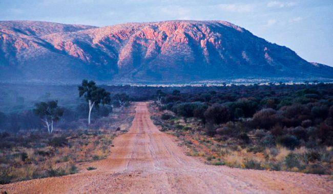 The Outback Way Australia