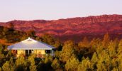 Great base to explore the Flinders Ranges: Rawnsley Park.