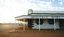 Birdsville Pub Outback Loop Queensland