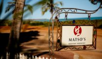 Craft beer in the outback: Matso's Broome Brewery.