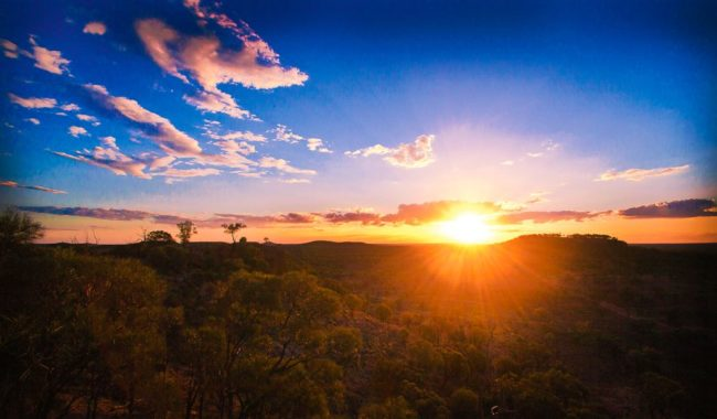 The Natural Sciences Loop Queensland's outback