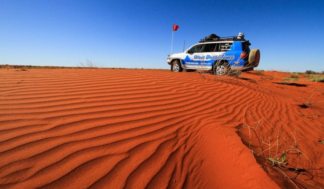 Outback Great Divide Tours