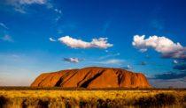 The many moods of Uluru