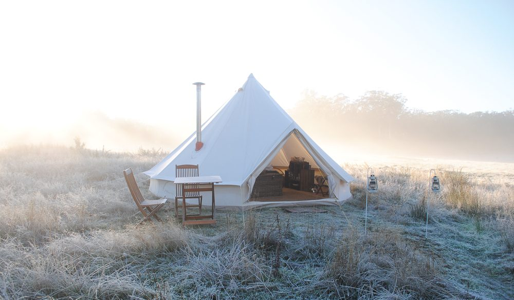 5 Quirky Victorian Glamping Sites Australian Traveller