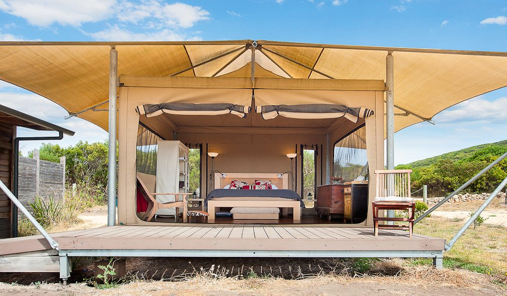 5 quirky victorian glamping sites australian traveller for Unique accommodation