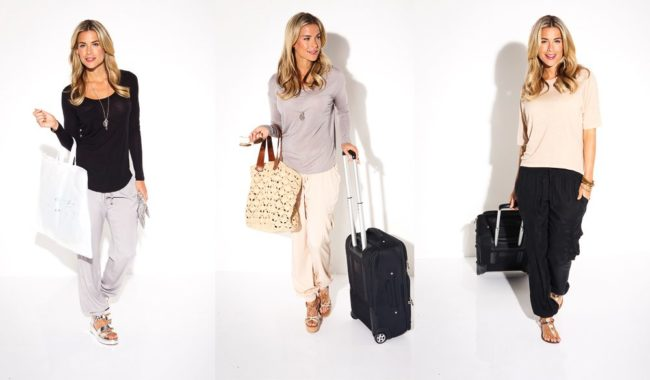 Jane Ramsay Luxury Travel Wardrobe