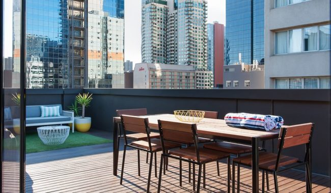 Ovolo Laneways Penthouse Suite Melbourne