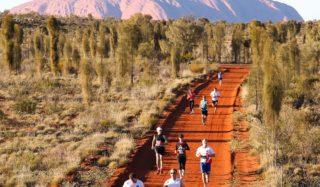 Outback Marathon Uluru race