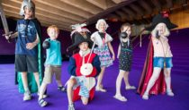 Summer Kids Sydney Opera House