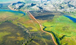 Kakadu national park self-drive itinerary