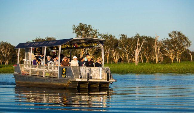 Yellow Water Billabong Kakadu
