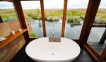 El Questro's beautiful bath tub view Kimberley.
