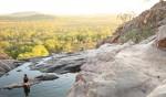 Gunlom Falls Kakadu