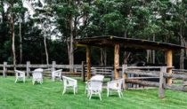 NSW South Coast town of Milton Collette Dinnigan