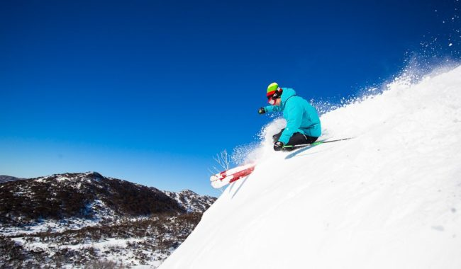 Perisher Ski Resort is part of Vail Resorts