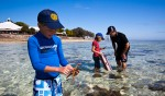 Junior rangers Heron Island Resort