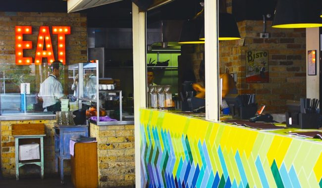 A&C restaurant Fortitude Valley