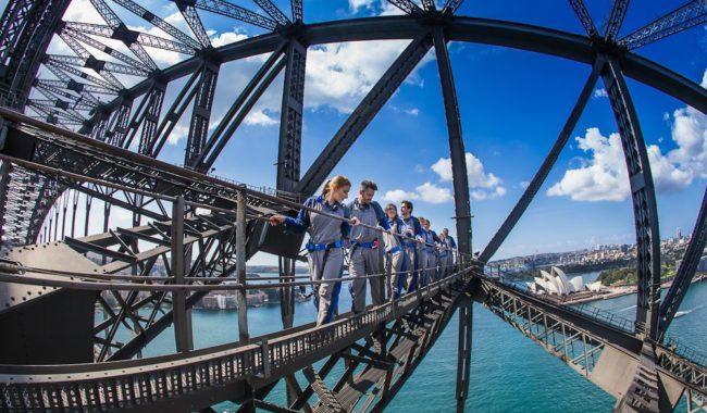 What to see Sydney Harbour BridgeClimb