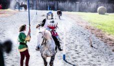 Joust in time: Kryal Castle Adventure Park Ballarat