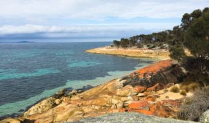 Trousers Point Flinders Island