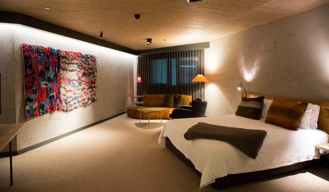 one of Australia's coolest stays, Hotel Hotel Canberra
