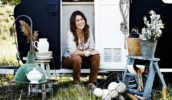 Kara Rosenlund, author of interiors book Shelter