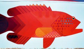 street art by Amok Island_Beaufort St Mt Lawley_credit Fleur Bainger