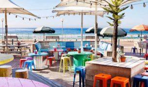 Bucket List Bondi Beach fish and chips