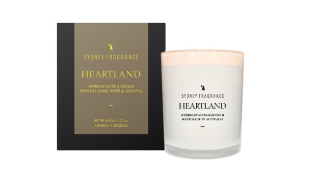 Sydney Fragrance candle