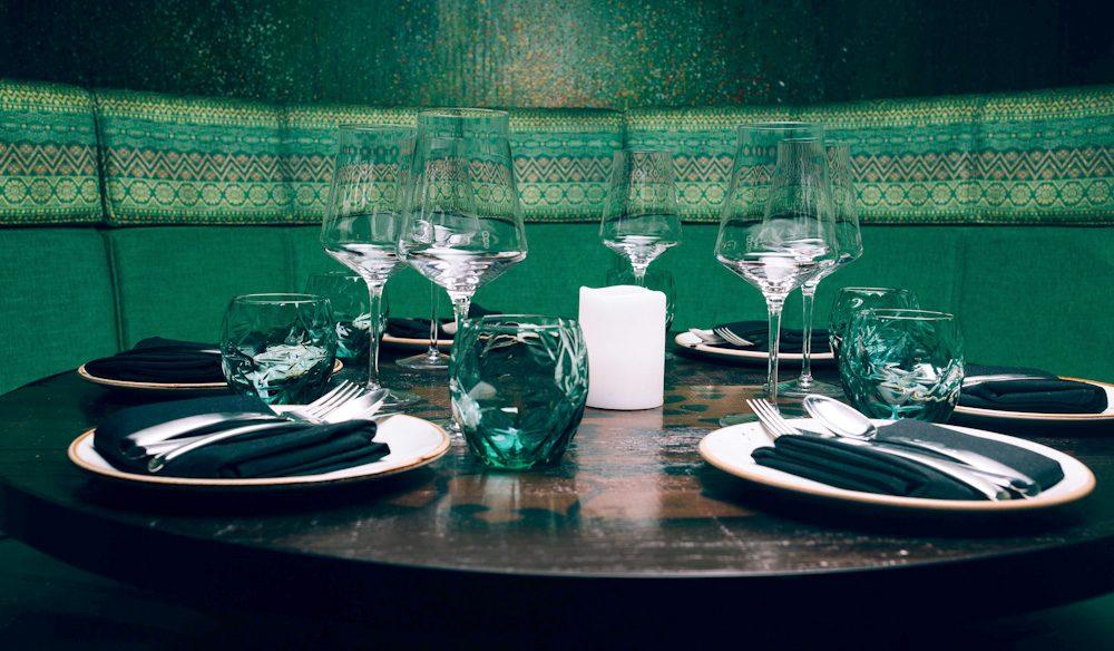 George Street Sydney Indu Eat Indian Food Dining Room