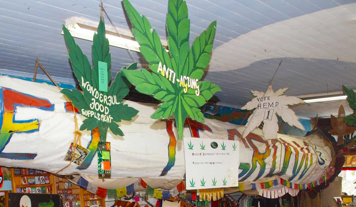 The Big Joint At Nimbin