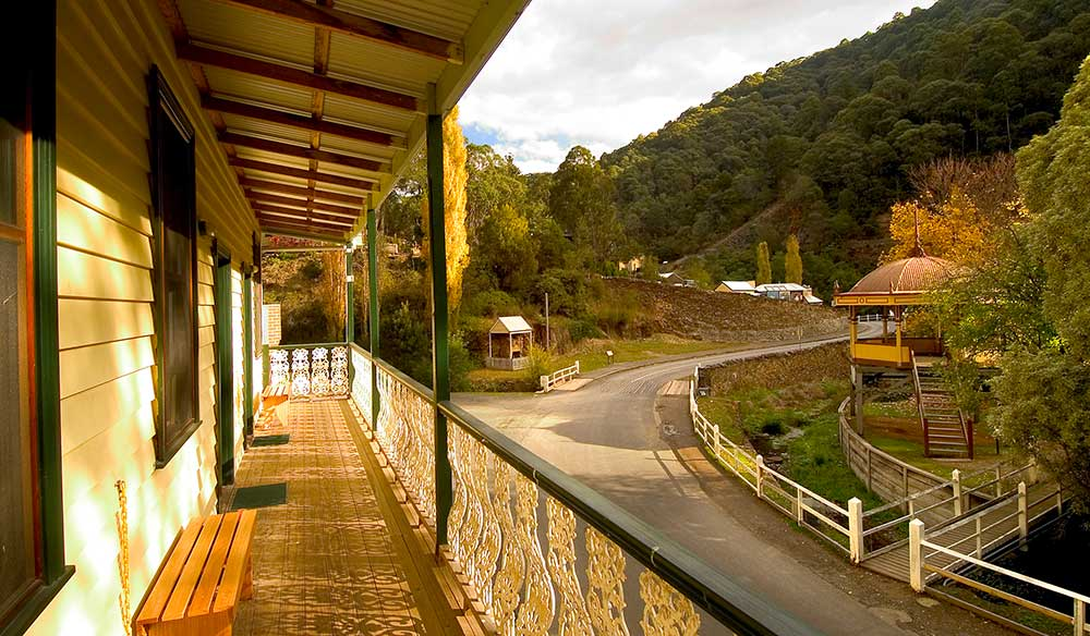 The Walhalla Star Hotel