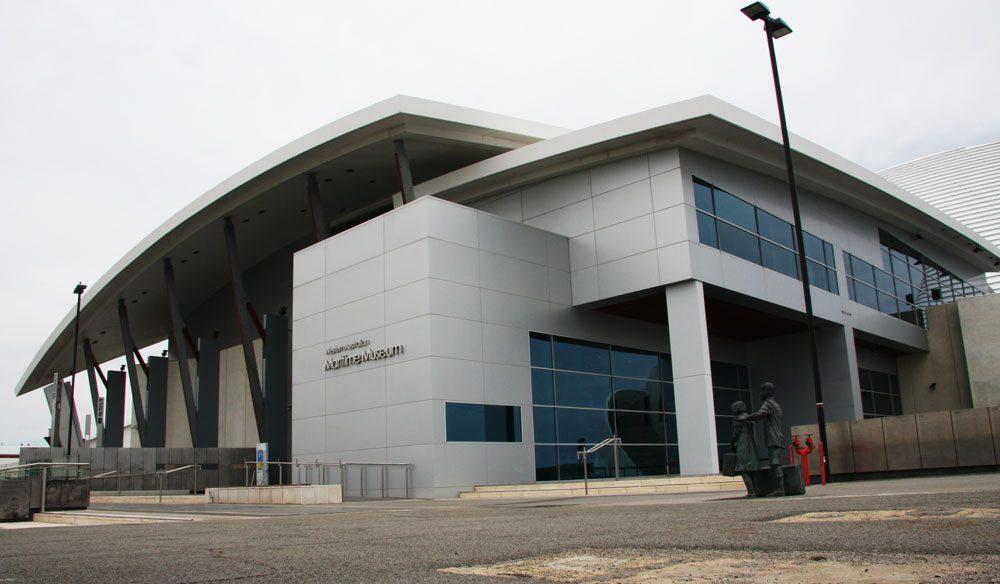 Fremantle Maritime museum.