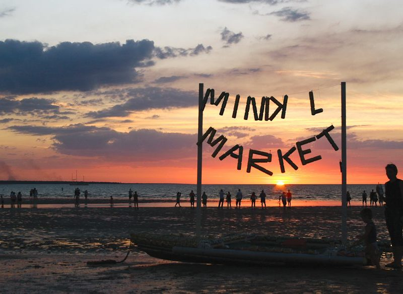 Mindil Beach Markets, Darwin.