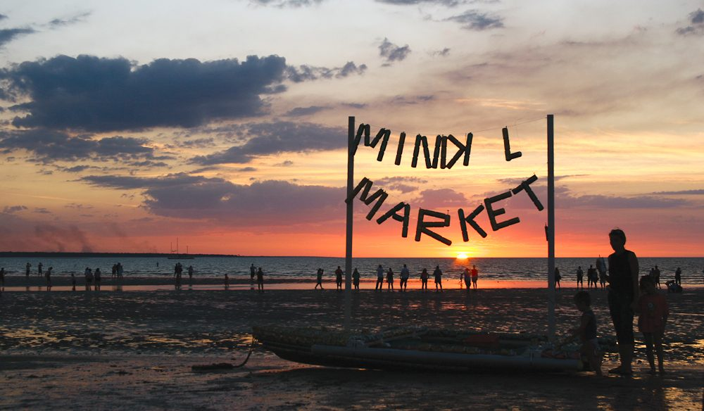 Mindil Beach Markets, Darwin.